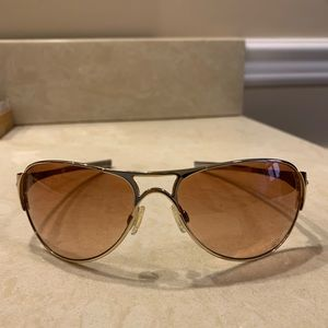 Oakley Restless Sunglasses - Gold